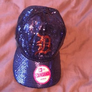 PINK Tigers Baseball Hat